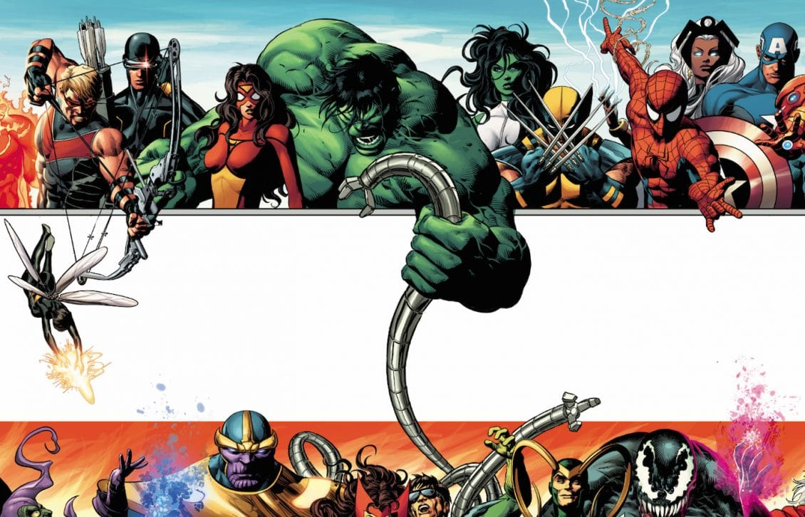 5 Obscure, Odd, or Weird Marvel Comic Characters: G-M