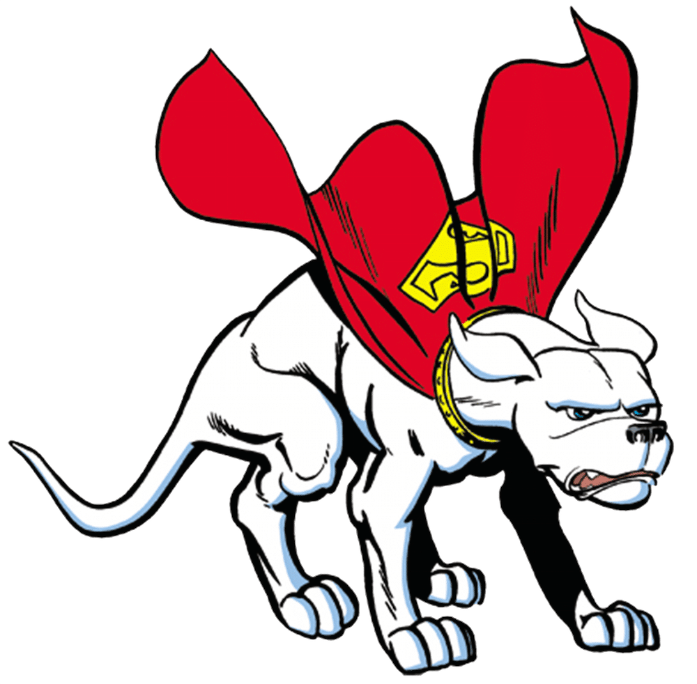 superman and superdog coloring pages - photo#44