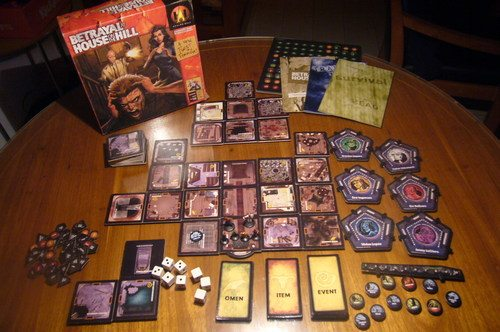 betrayal at house on the hill how to play