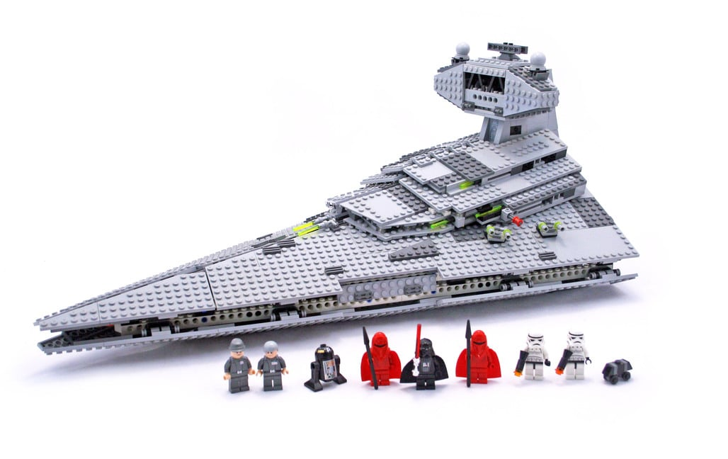 lego star destroyer - photo #9
